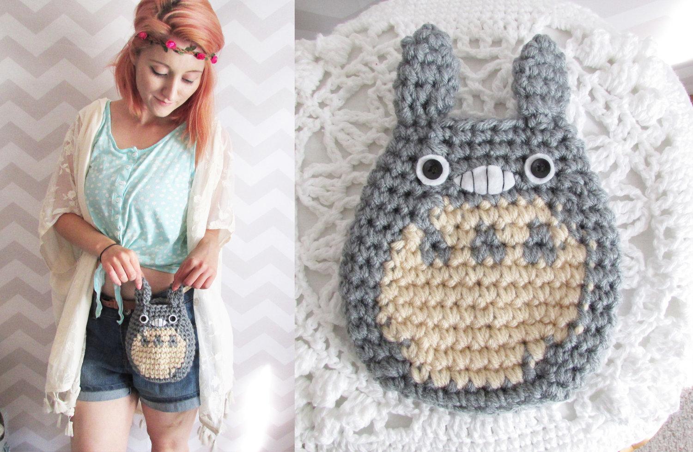 Ravelry: Totoro Amigurumi Set pattern by Ami Amour | 979x1500