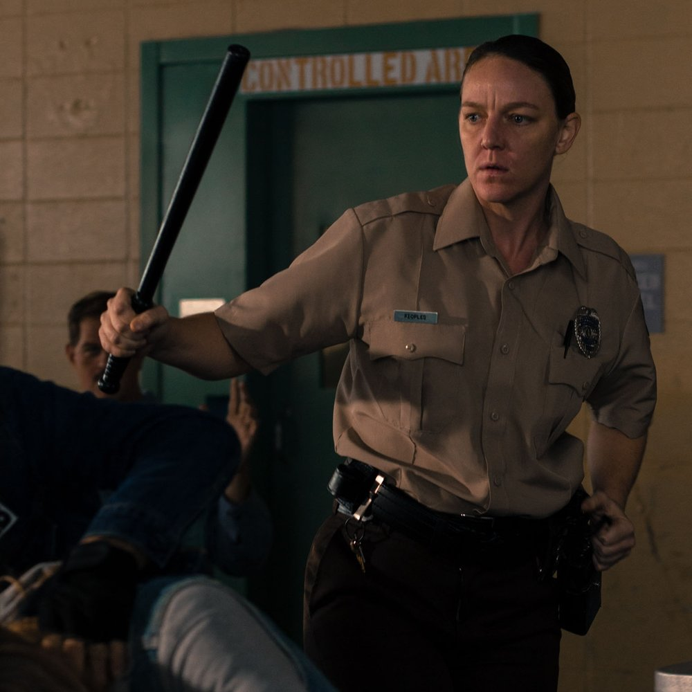 KERRY CAHILL - OFFICER KATIE