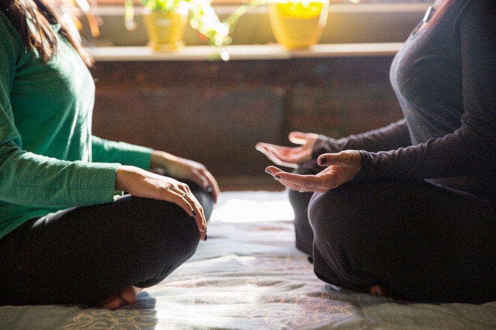 Meditation & Tea Workshop! -