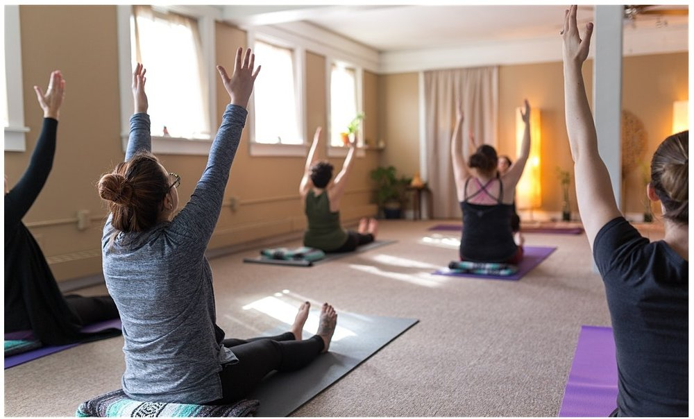 YOGA CLASSES - Private and Group Classes