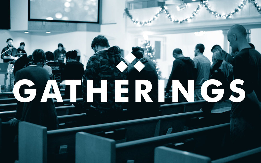 Sunday Gatherings - Pre-Gathering Meetup at 4:30 pm. Gathering at 5 pm.