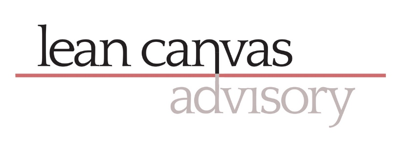 Lean Canvas Advisory