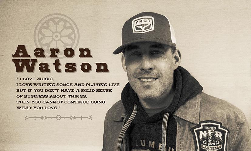Aaron Watson Interview — Lonesome Highway