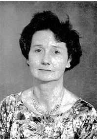 Dorothea Snook, aged 51, in 1965
