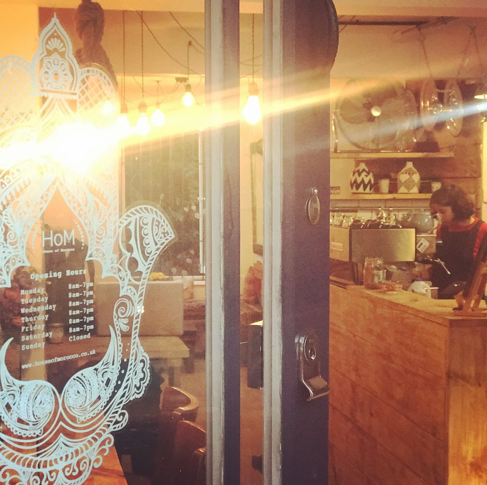 """""""Had a lovely afternoon here! very friendly baristas and amazing food. consider me a loyal customer from now on!"""""""