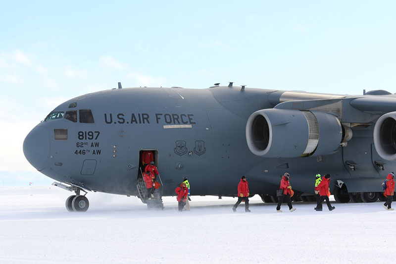 Science Bouncing Back From A Delayed Start - After An Extended Weather Delay, The Research Program Kicks Into Gear At McMurdo Station