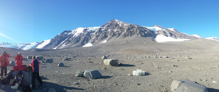 Climate Change In The McMurdo Dry Valleys - Numbers Of The Most Abundant Creature In The Polar Desert Are Declining