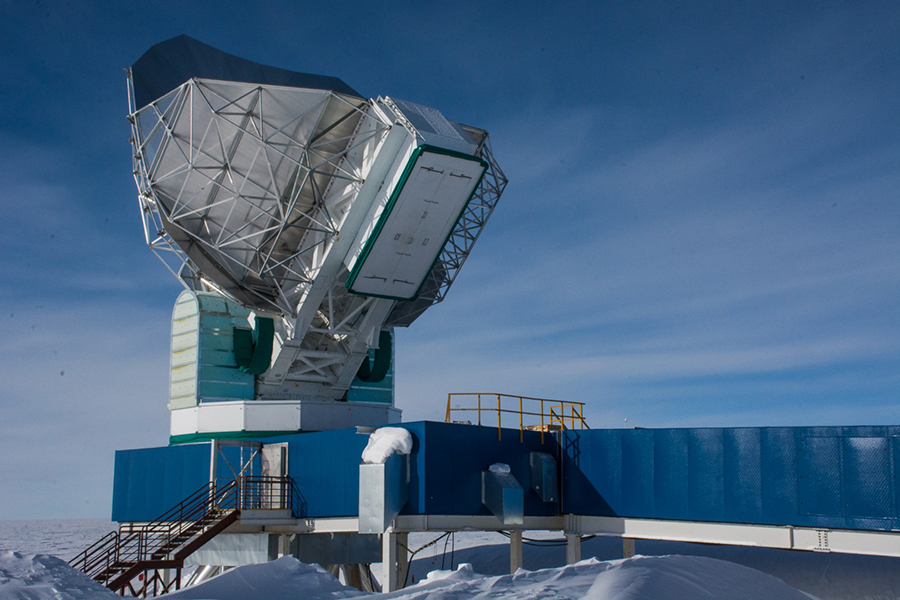 The South Pole Telescope's New Eyes - New Detectors Dramatically Increase The South Pole Telescope's Sensitivity