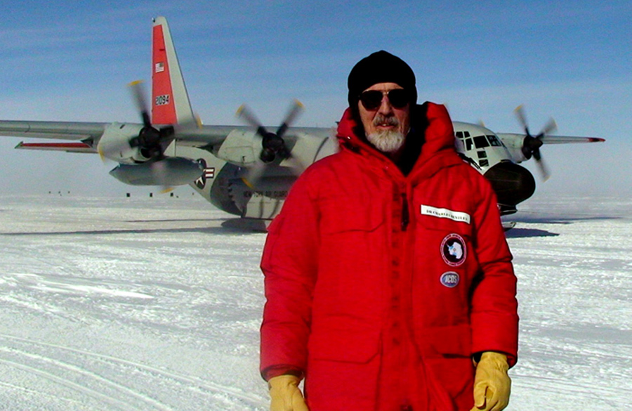 Charles Bentley 1929-2017 - The Glaciologist Who First Measured The Full Depths Of Antarctic Ice