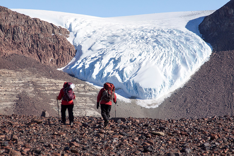 Dating The East Antarctic Ice Sheet -