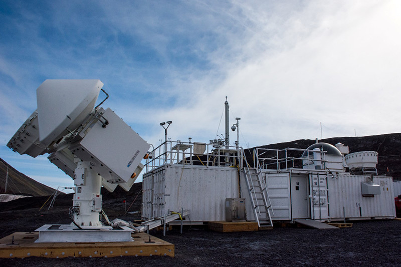 Keeping Scientists AWARE Of The West Antarctic Climate - Two Instrument Stations Gather The Most Detailed Data To Date On The Weather Patterns Of West Antarctica