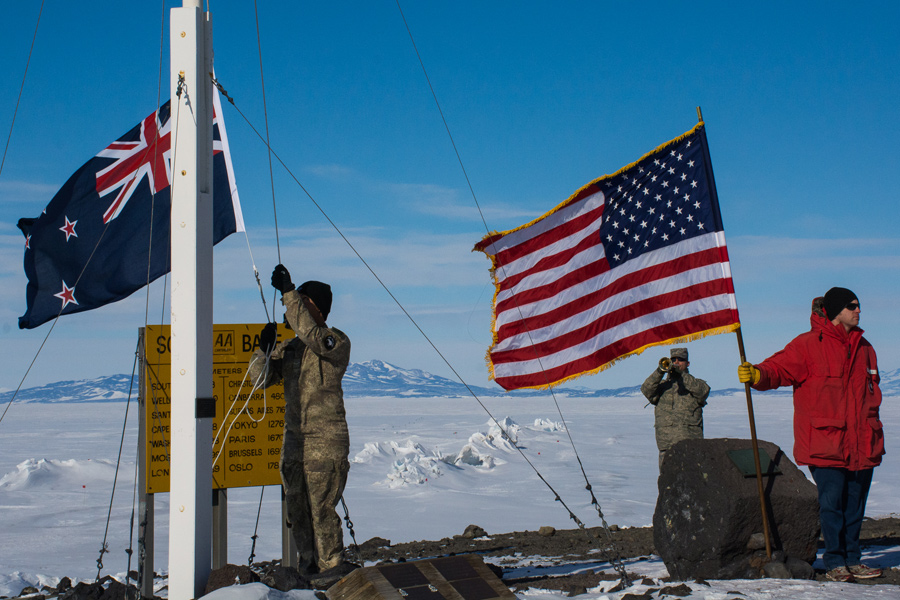 Two Nations Honor Their Veterans -
