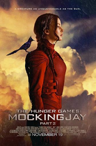The Hunger Games: Mockingjay Pt 2