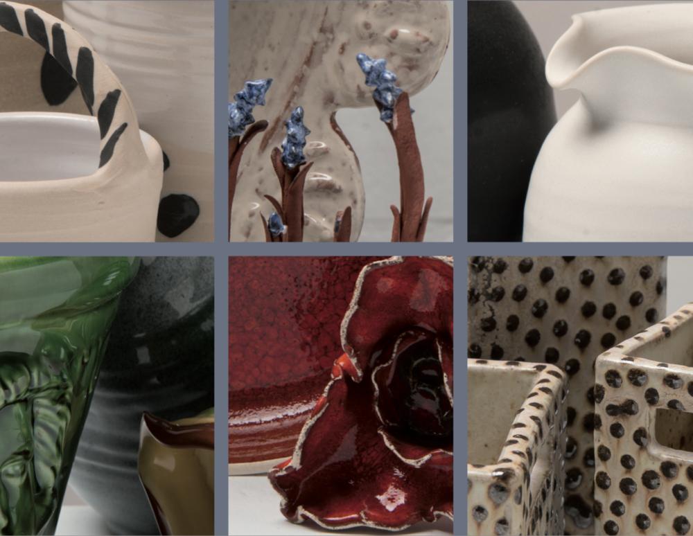 Keramikrundan - Sju krukmakerier, sju keramiker