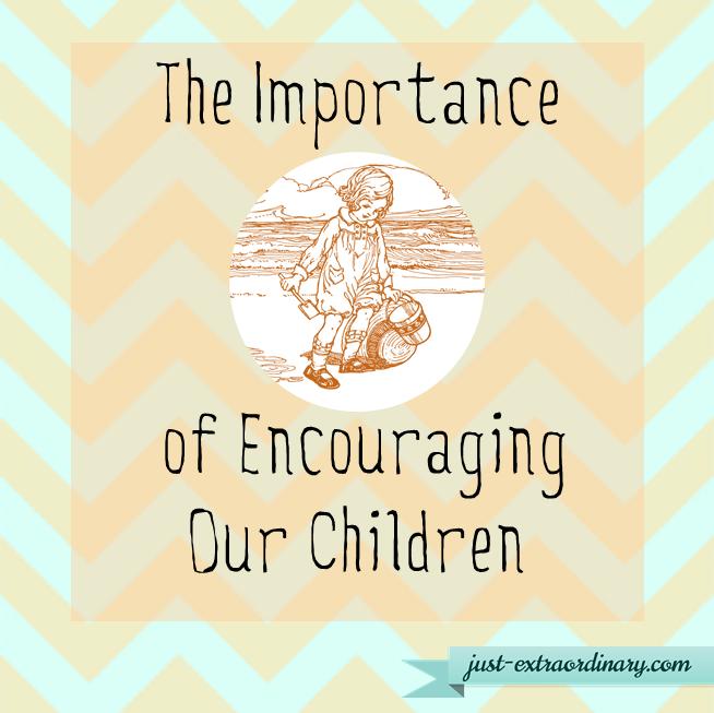 Encouraging children