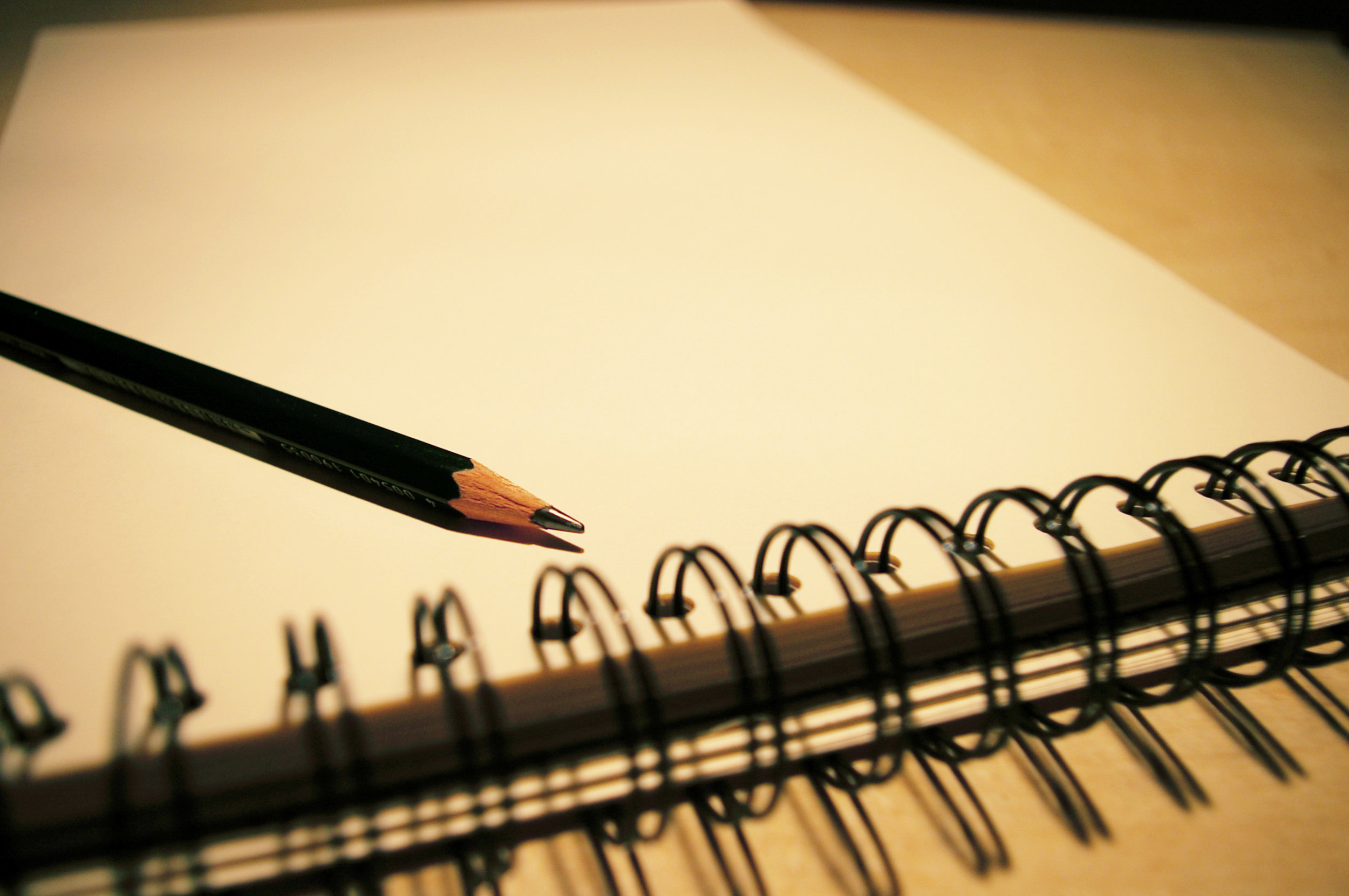 Free Images notepad pencil