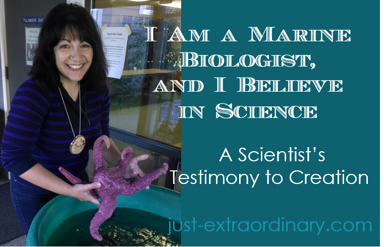 A Scientist's Testimony to Creation just-extraordinary.com