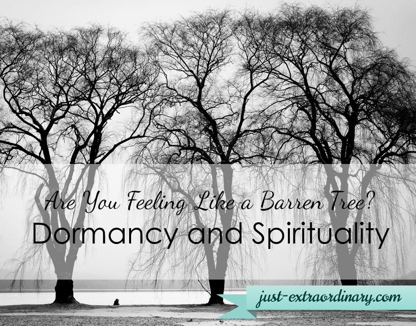 Dormancy and Spirituality just-extraordinary.com