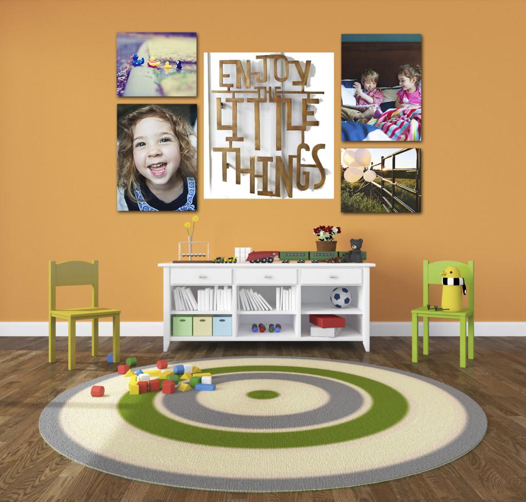 Playroom Nursery Artwork