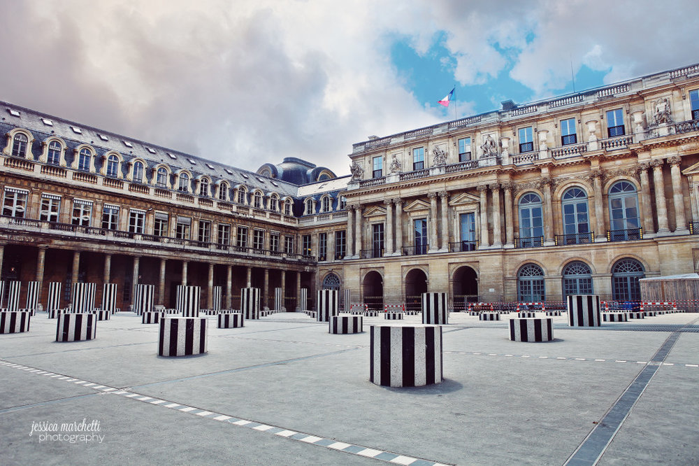 Palais Royal Photography wall art