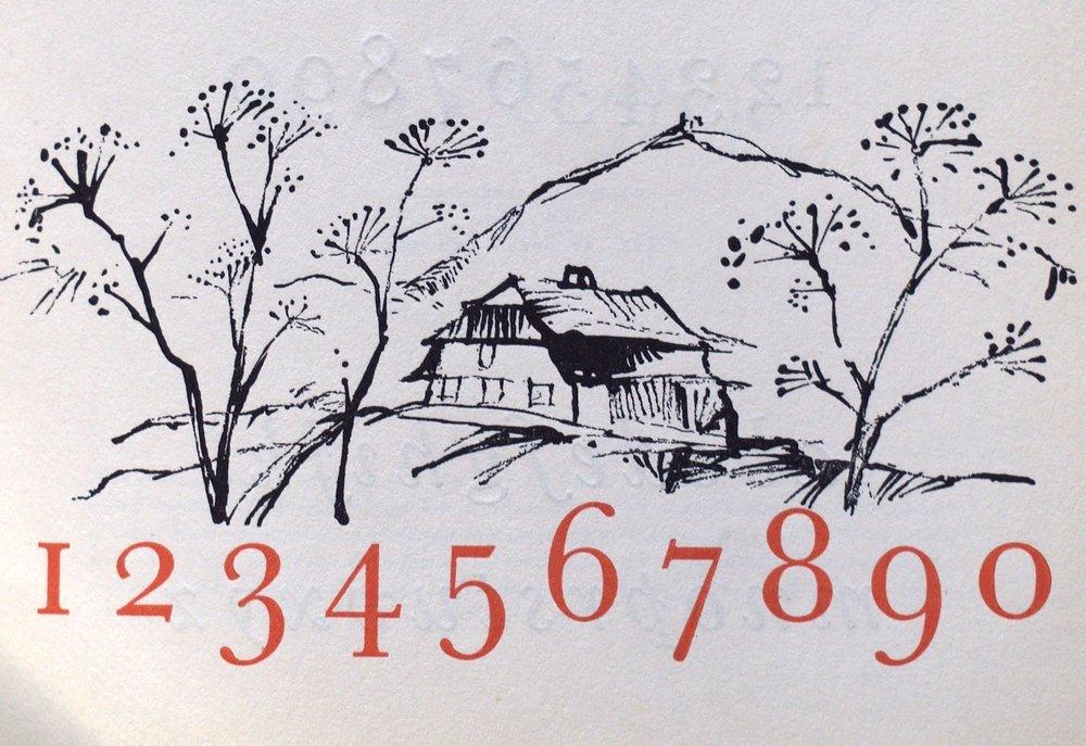William Trowbridge - The Four Seasons (2001)