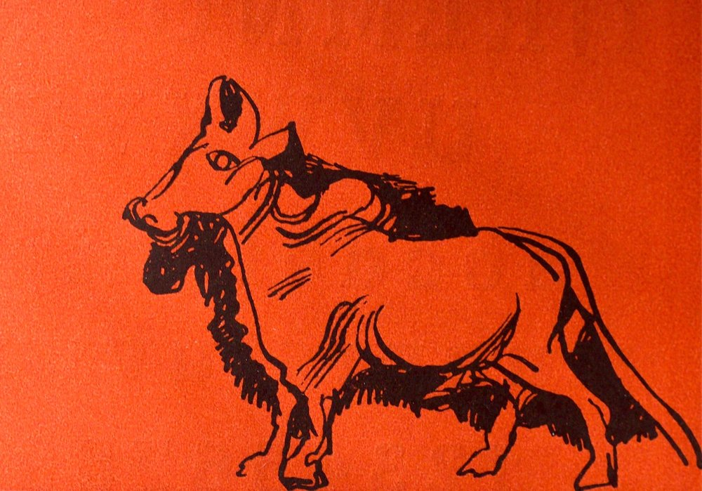 Don Olsen - Ox Head Press Bibliography (forthcoming)