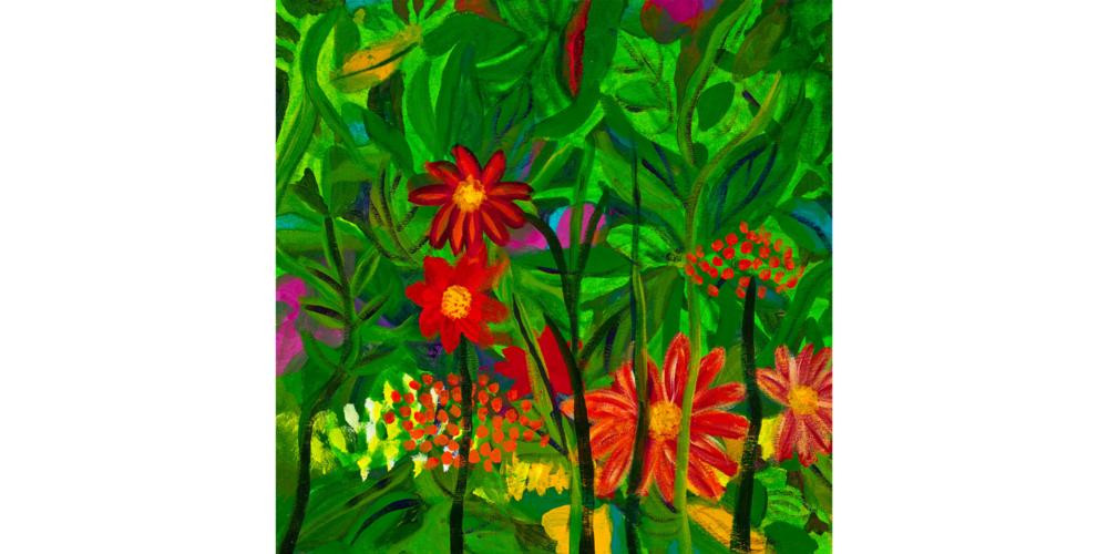 Garden Flowers 3