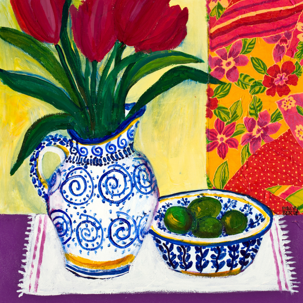 EvelynBerde-Tulips-and-Limes.png