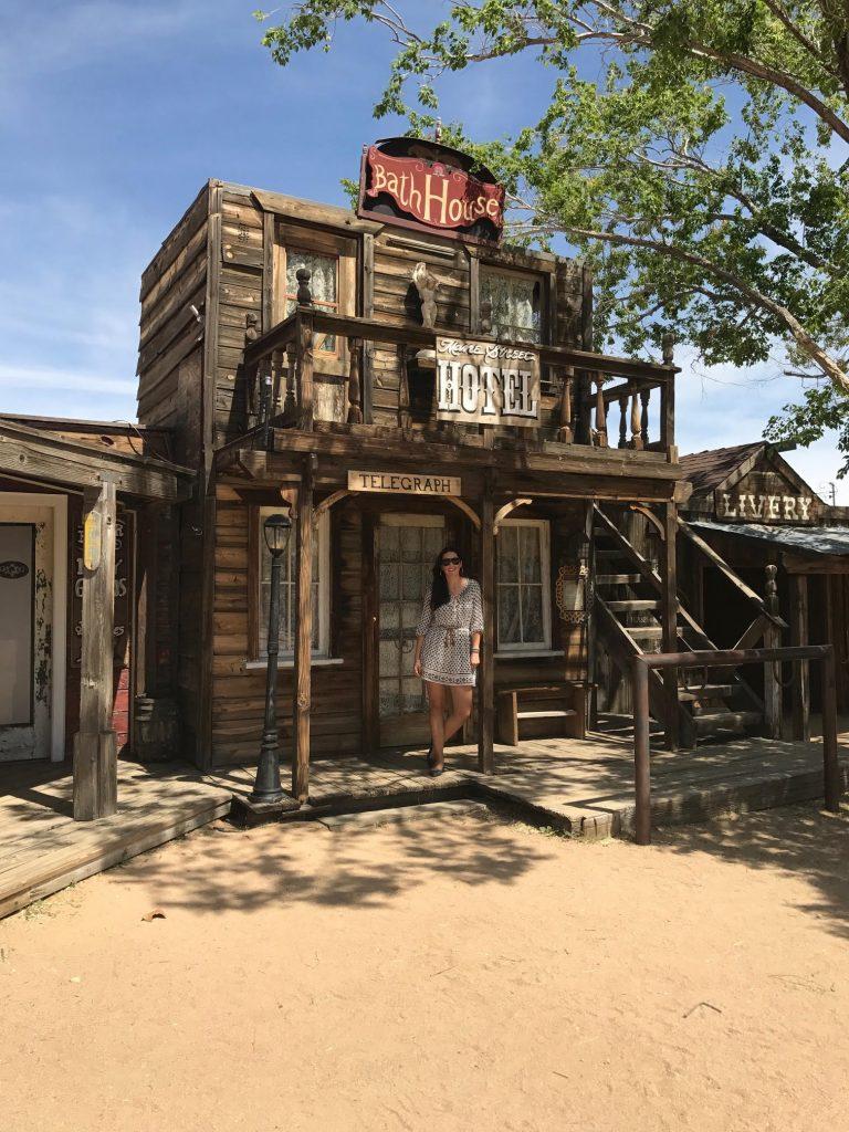 pioneer town