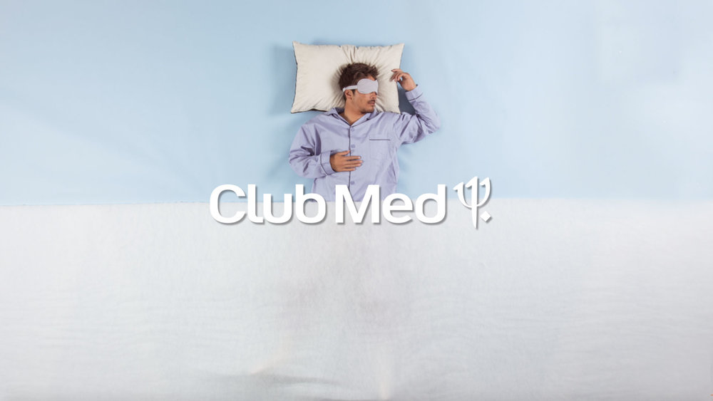 Club Med Valmorel Stop Frame Animation by Georgie St Clair