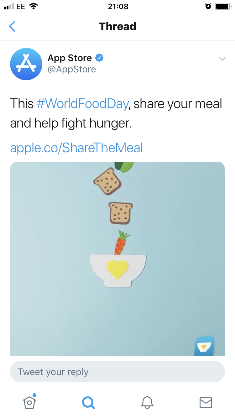 Share the Meal, World Food Programme | Stop Frame Animation | Georgie St Clair