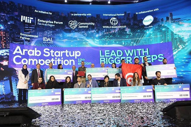 We won first place at the @mitefarab Ideas Track of the Arab Startup Competition! It was a fruitful experience.  For more, you can go to the link in our bio!