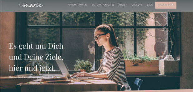 Start investing with Finmarie