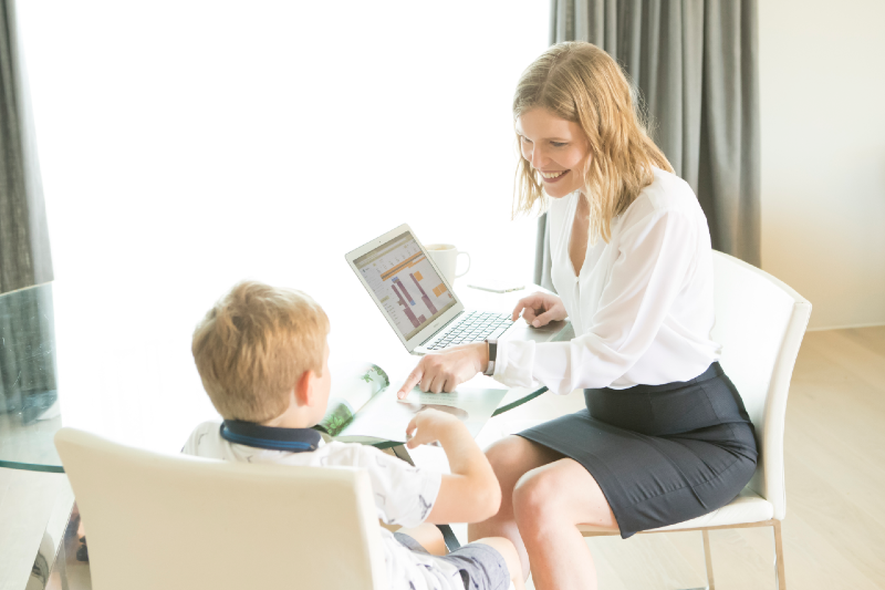 Aysha van de Paer - Learn to invest