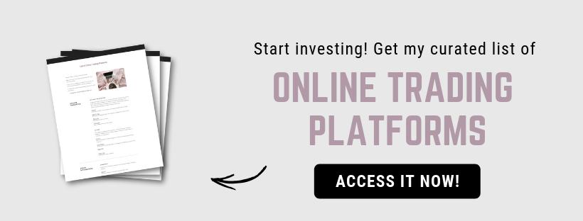 stock markets basics - get the list of online trading platforms