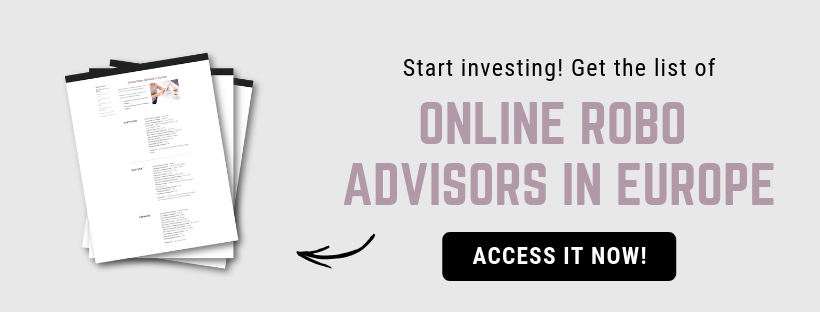 Dollar cost averaging - download the list of online robo advisors to get started