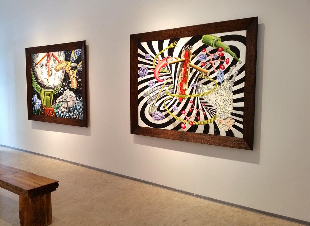 Bryan OHNO Gallery, Seattle Washington