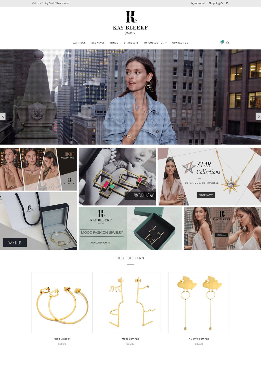 KayBleekf    One-stop online and in stores worldwide Jewelry fashion destination.