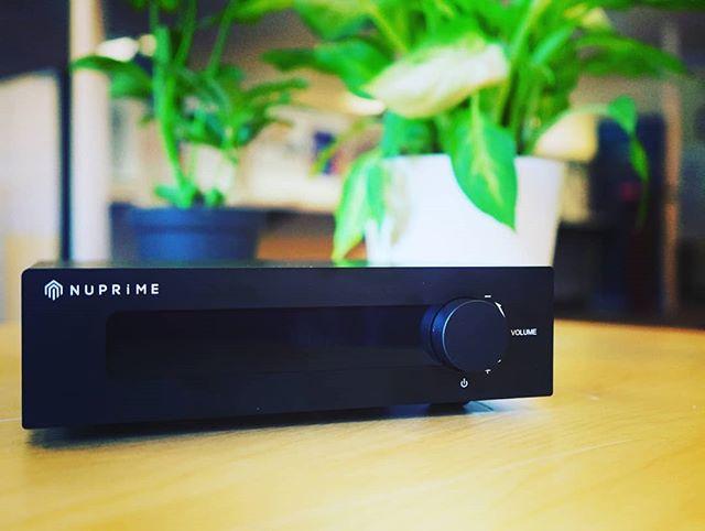 NuPrime IDA-6 BLK #highend #consumer #headphoneamp #amplifier #amplifiers #audiophile #technology #music #headphone #earphone #homeaudio #ida6 #sta6 #ida16 #mdsd #nuprime @nuprimeaudio
