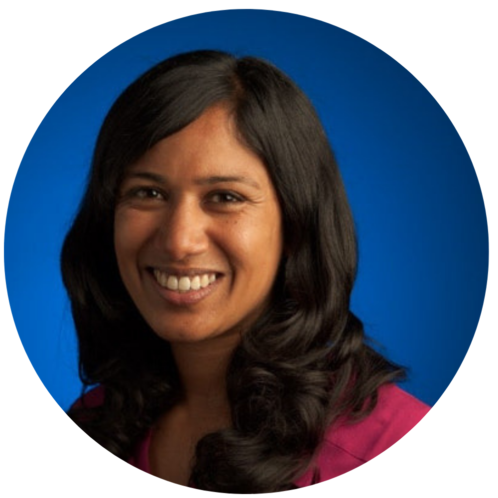 Archana Gilravi   VP of Partnerships, LeanIn