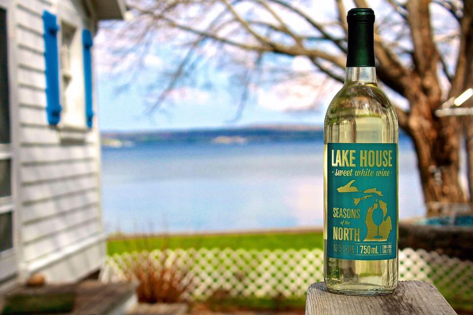 Seasons of the North - Our small, family winery specializes in a variety of unique wines that are hand-crafted from premium hybrid grapes designedto thrive in Northern Michigan. Our passion is to create local wines that perfectly compliment local foods. Alongside Burt Lake Brewery, come relax and enjoy wine, craft beer or hard cider in our tasting room or outdoor patio.