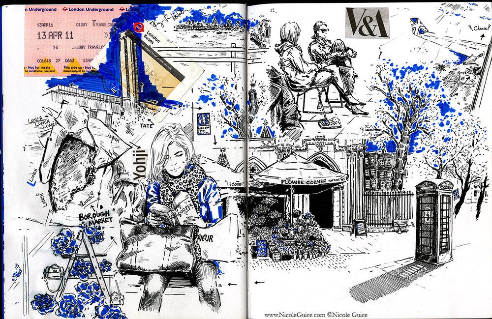 London Sketchbook 2 Full ©Nicole Guice.jpg