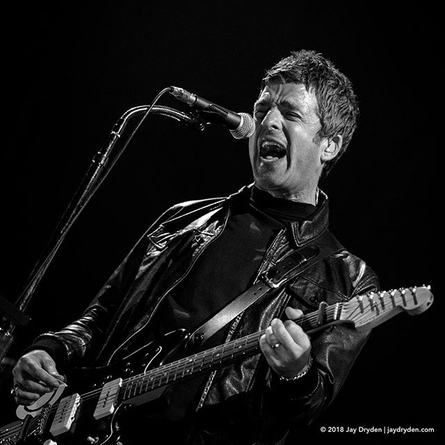 Noel Gallagher's High Flying Birds perform at House of Blues Houston, March 3, 2018. What a fun shoot — Noel's a proper rock star! @themightyi . . . . . #concert #concertphotography #d750 #firstthreesongs #ilovehou #livemusic #livinglegend #musicphotography #nikond750 #nikonusa #nghfb #noelgallagher #rockstar #teamnikon #themightyi #wbtm #whobuiltthemoon