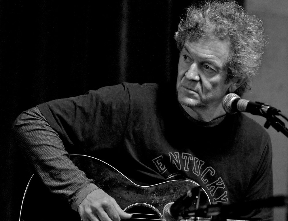 Rodney Crowell performs at Cactus Music. January 31, 2011
