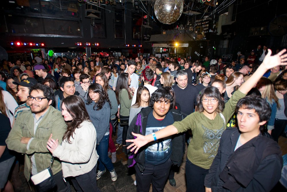 """Wild Moccasins """"88 92"""" release party"""