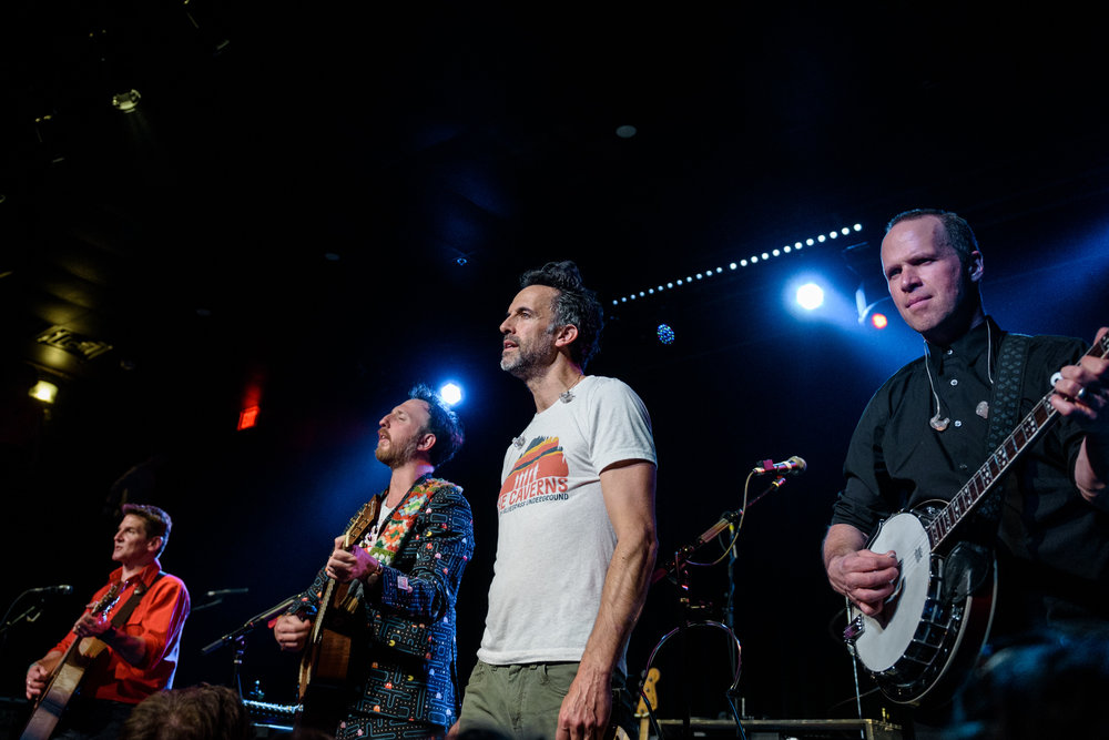 """Guster plays Houston - celebrating the 2019 """"Look Alive"""" world tour of most of America and parts of Southern Canada"""