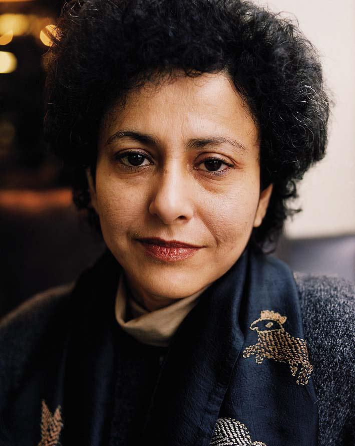 Irene Khan, Secretary Generalof Amnesty International.