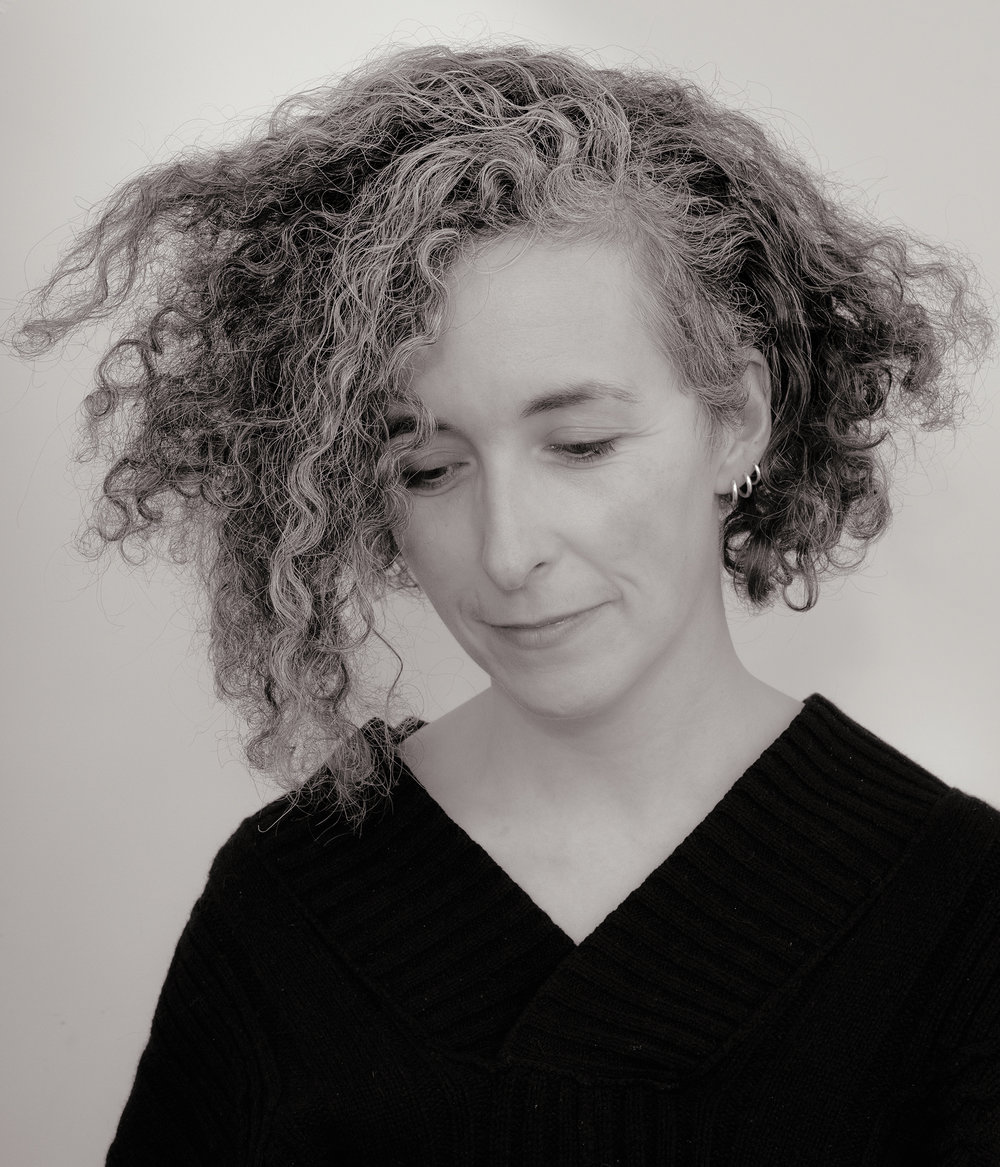 Lian Bell, theatre maker and founder of  Waking The Feminists .