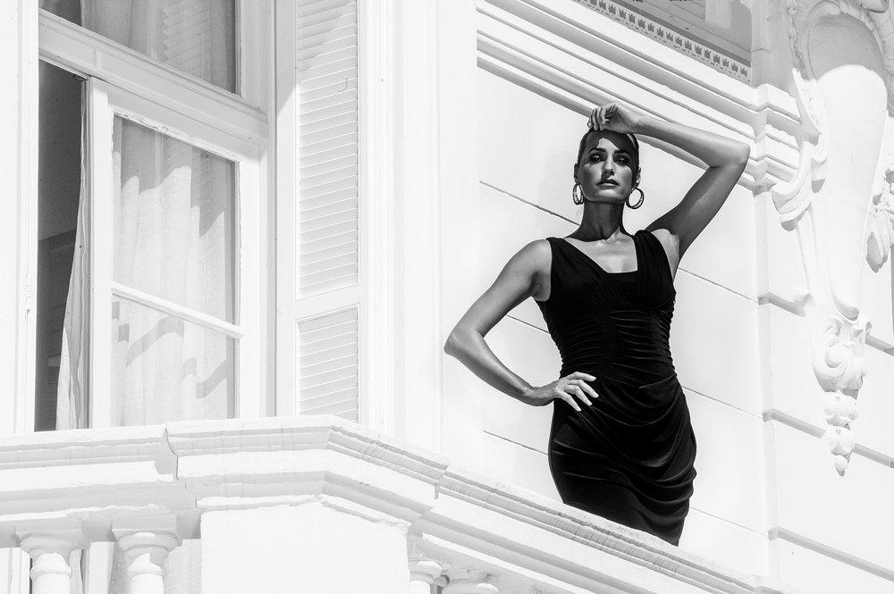 Yasmin Le Bon, model.