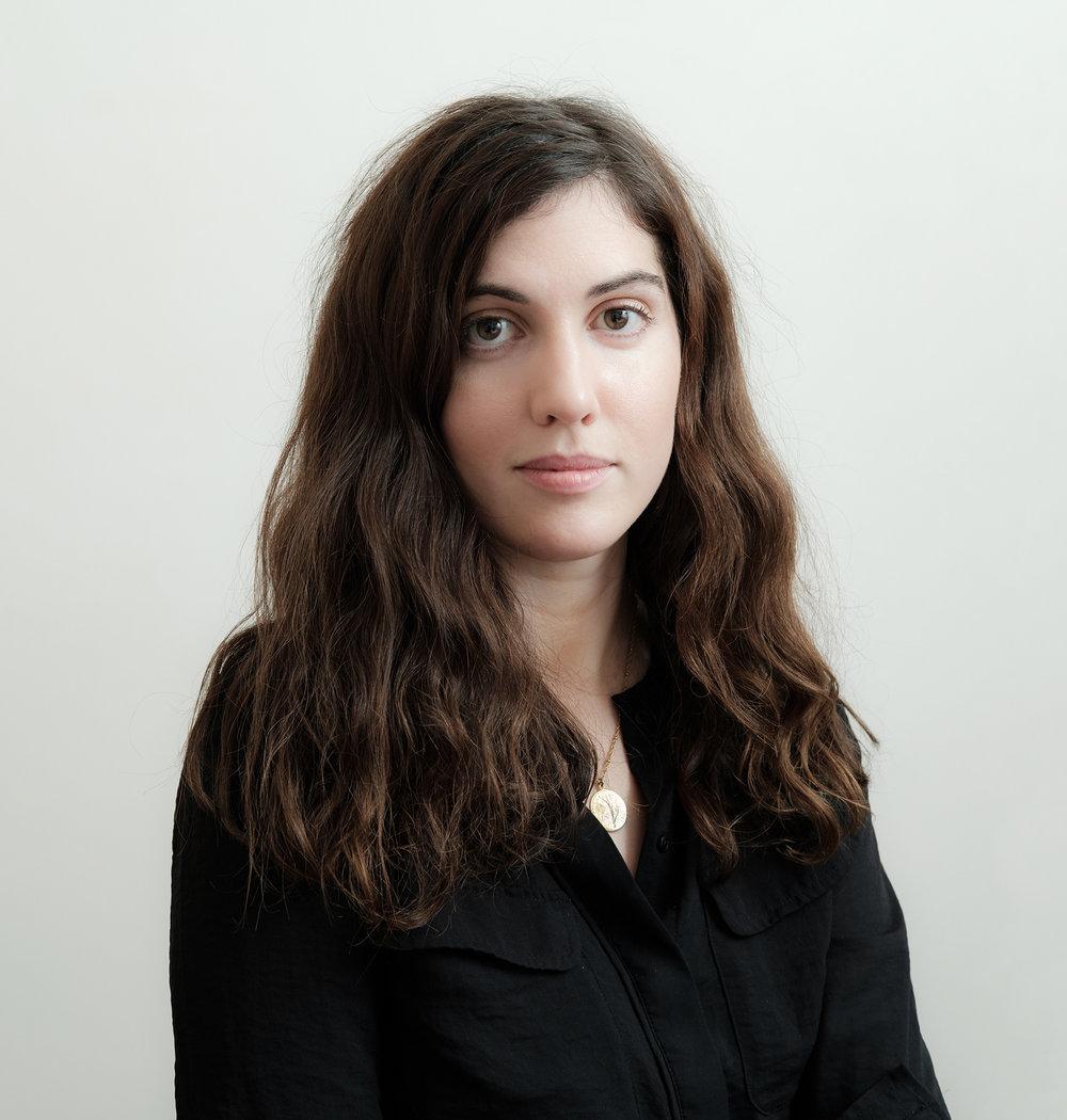Nicole Flattery in Paris, 2017.